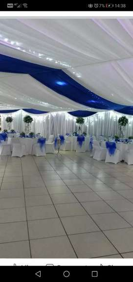 Venue draping for sale