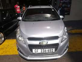 Chevrolet spark for a low price