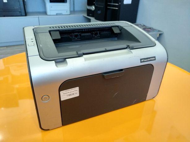 Принтер лазерный HP LaserJet P1006 Кривой Рог - изображение 1