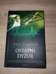Ostatni dyżur Paul Carson