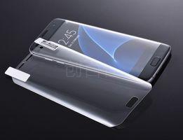 Защитная пленка 3D Samsung S6 Edge S7 Edge S8 S9 Plus Note 8 9 опт