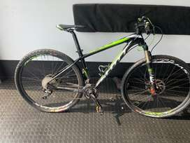 "Scott Carbon fibre26"" reduce to clear"