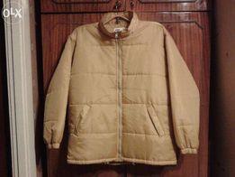 Куртка BIXBY classic жёлтая демисезонная
