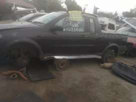 Fiat strada stripping for spares R100