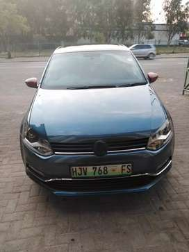 Vw polo tsi  / sunroof