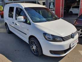 2014 vw caddy Maxi crewbus 2.0tdi,excellent condition &service history
