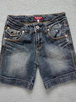 Spodenki szorty jeansowe nowe