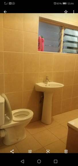 1 bedroom available in a two Beds Flat.