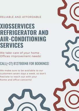 Air-con and refrigerator installation and repair