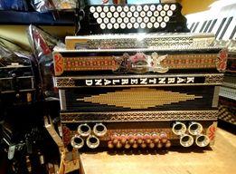 Naprawa akordeonów / remonty generalne - akordeon - serwis - strojenie