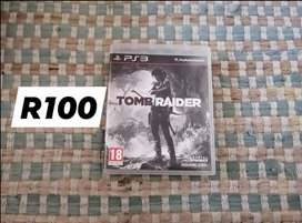 Ps 3 game Tomb Raider