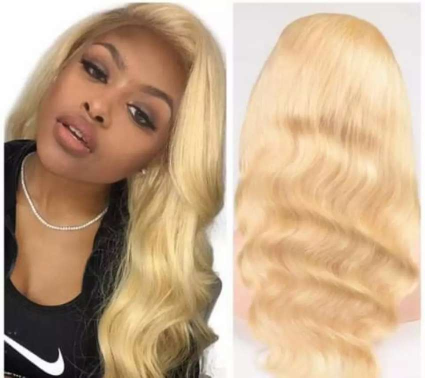 Blonde wig for sale