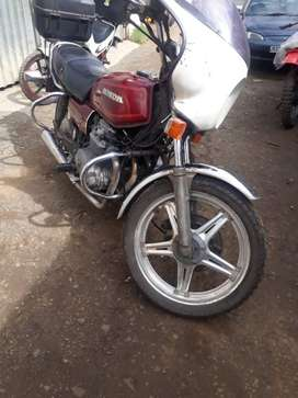 HONDA CB650 MOTORCYCLE FOR SALE