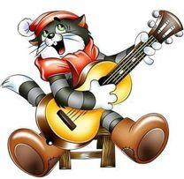 Учись играть на ГИТАРЕ (обучение игре на гитаре/ уроки игры на гитаре)