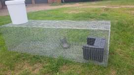 basic  Rabbit Cages