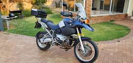 Bmw gs 1200 immaculate condition