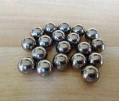 Металлический железный шарик для настольной игры диаметр 11 мм