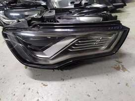 Audi S3 headlight
