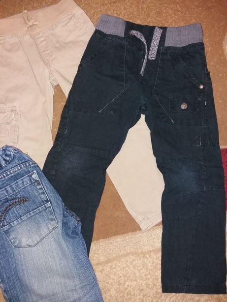 Фірмові штанці на 4-5 років Березань - изображение 3