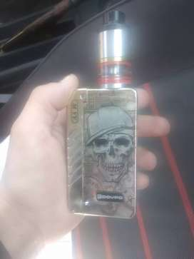 Voopo vape with captain head