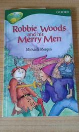 Robbie Woods and his Merry Men książka po angielsku dla dzieci