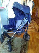 """Детская коляска-трость """"SunnyLove""""-SH 629 APB, синяя"""