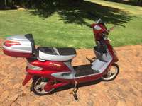 Image of Electrical Scooter - Direct Imported