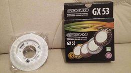 Светильники диодные накладные Светкомплект LED ST-02 WH GX53 (белый)