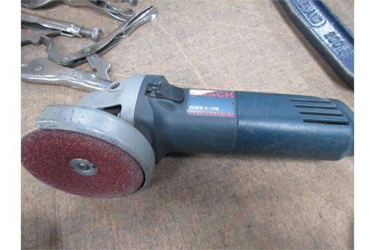 Bosch small angle grinder brand new 0