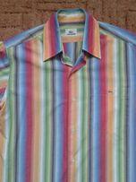 LACOSTE koszula męska-krótki rękaw –UNIKAT.JAMAJKA-Czas Na Wkacje