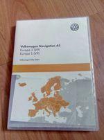 Aktualizacja,Karta SD VW AS v10 mapa Europy 2019