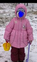 Зимнее пальто (куртка) OUTVENTURE (110-116)