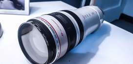 100 to 400 Canon lens