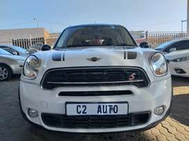2016 Mini Cooper-S Countryman 1.6 Automatic