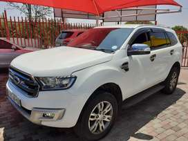2017 Ford Everest 2.2 XLT 4x2