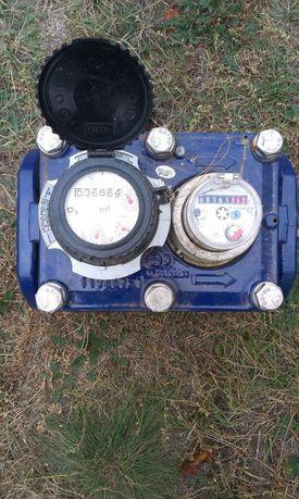 Продам счетчик холодной-воды сопряженный Sensus MEITWIN ДУ 80/20