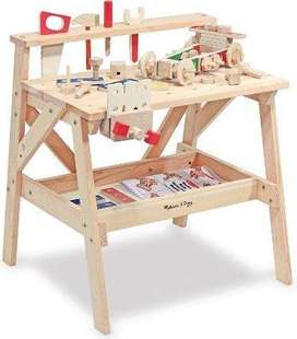 Melissa & Doug Wooden Workbench