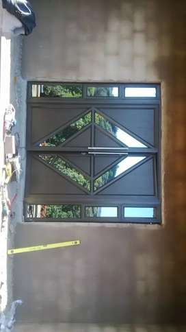 Manufacture and supply of Aluminium windows and Doors