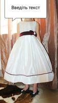 Американское нов нарядное платье, утренник, выпускное, новогоднее, 116