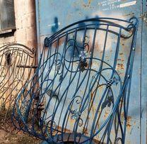 Решетки навес лестница забор ворота