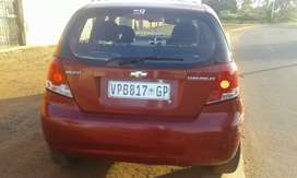 Tinted Aveo 1,5 engine capacity 4 door selling because bought new car