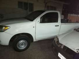 Toyota hilux complete body, with logbook or as Spares.