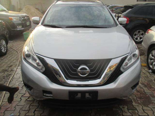 Extremely clean Nissan Murano 2015, Tokunbo 0