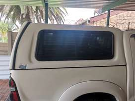 Club Canopy for Toyota Hilux D/C