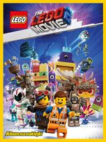 Lego Movie 2 Album na Naklejki