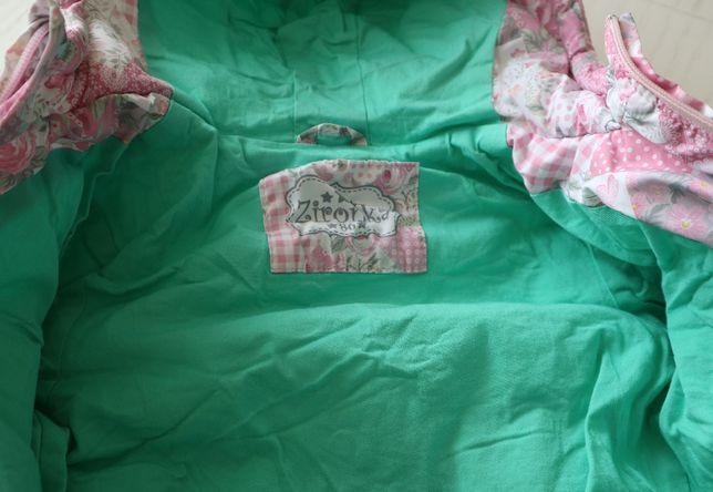 Куртка для девочки, 86 размер, демисезонная, СОСТОЯНИЕ НОВОЙ Полтава - изображение 7