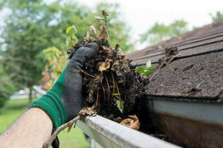 We provide a gutter cleaning service, repair for all types of resident