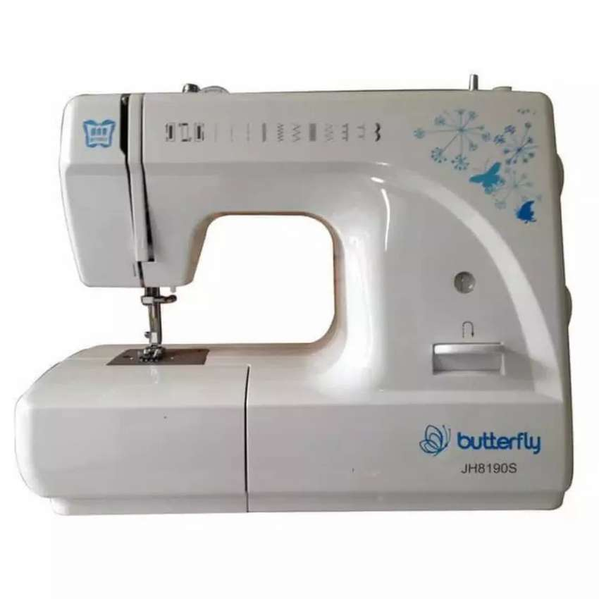 Portable Butterfly JH190S Electrical Sewing Machine 0
