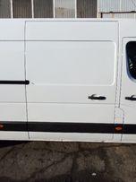 Renault Master drzwi przesuwne