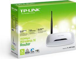 Router TP - LINK 150Mb/s TL-WR740N